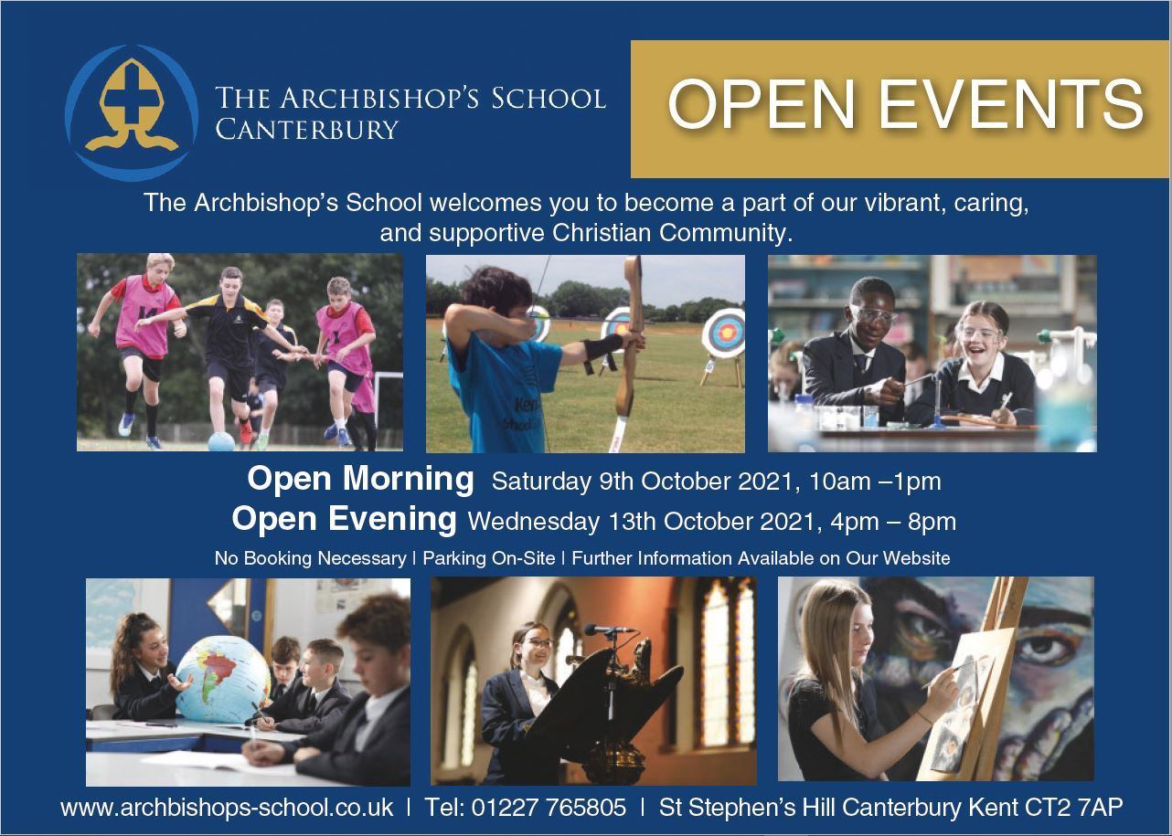 Open Events 2021